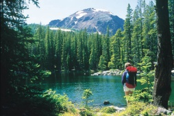 Lake of the Woods, near Hope - (Photo Credit: ©Tourism British Columbia)