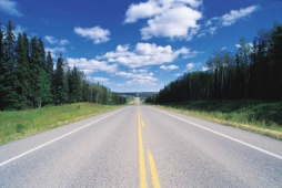 Alaska Highway - (Photo Credit: ©Tourism British Columbia)