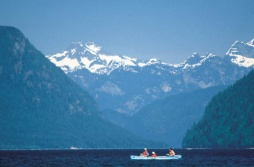 Alouette Lake, Golden Ears Provincial Park - (Photo Credit: ©Tourism British Columbia)